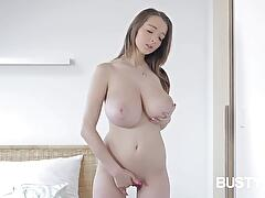Teen star Busty Buffy gives a hard on
