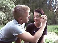 Olga gives great head to her boyfriend whilst he gets all worked up about ultimately getting to fuck her. He`s been waiting far too lengthy for this day and he is about to be rewarded.